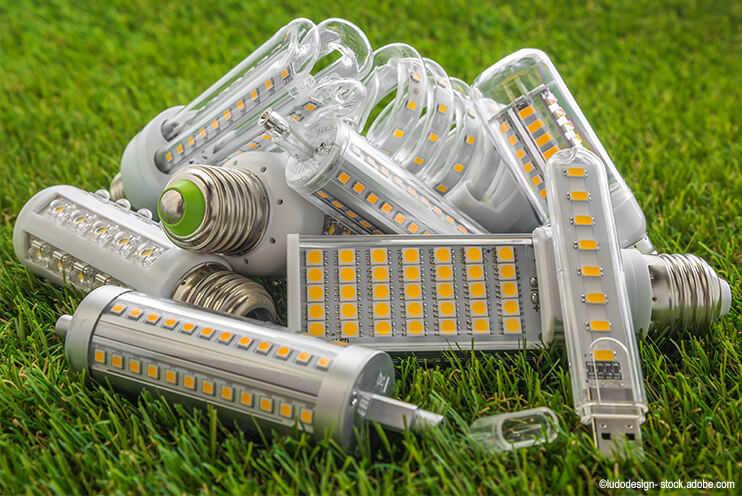Sockel und Bauformen von LED Leuchtmitteln