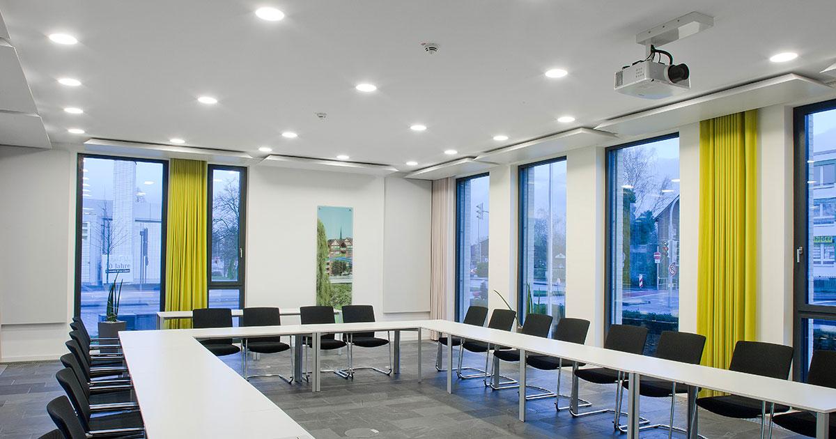 LED Einbauleuchten LED Einbauleuchte Industrie