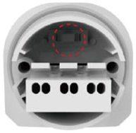 omoa LED Feuchtraumleuchte Fast Fit - CCT Switch zum Wechsel der Lichtfarbe