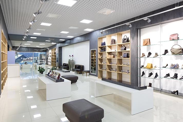 omoa LED Panel Ultra Bright - Shopbeleuchtung