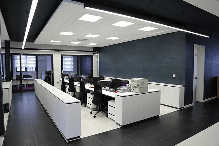 omoa LED Panel Ultra Bright 62x62