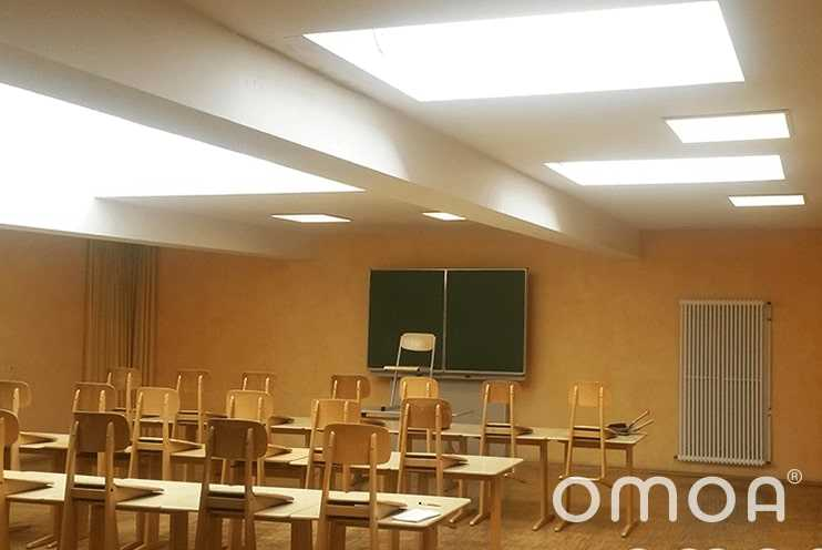 omoa LED Panel Ultra Bright 62x62