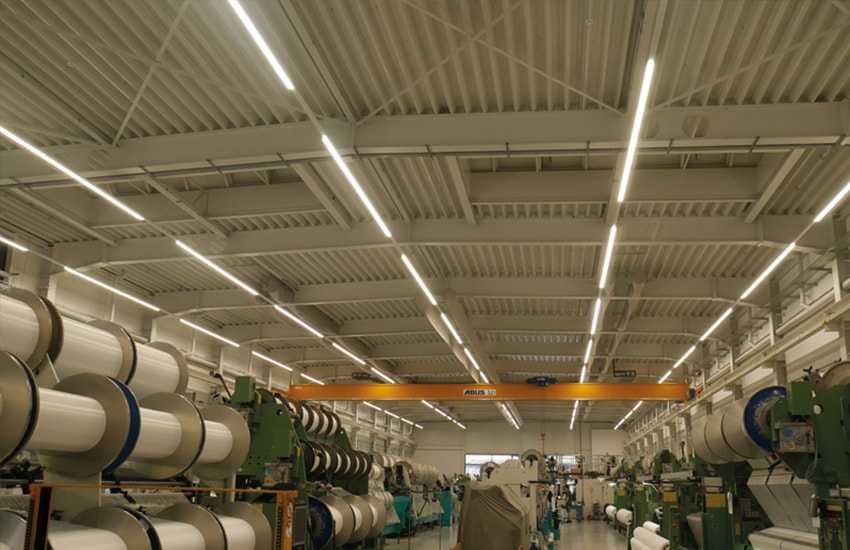 Eschler Textil GmbH - Produktion