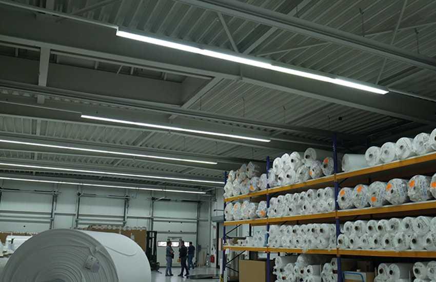Eschler Textil GmbH - Lager